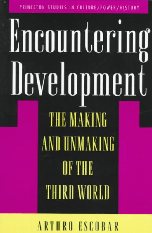 In this work, Escobar used Foucault's discourse analysis to analyze the roots of the development discourse in Truman's foreign policy decisions.