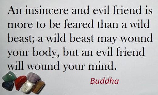 Gautama Buddha, was a man of wisdom on whose teachings Buddhism was established