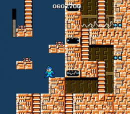 It's not that the game is unfairly hard. It just requires a lot of memorization to get through this game, and you get killed a lot as you're learning. Elecman's stage is a good example. You climb up and up while memorizing what happens each time.