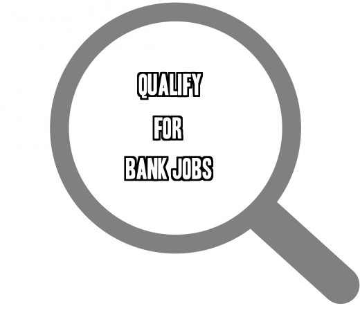 Know about the educational qualifications to qualify for bank jobs