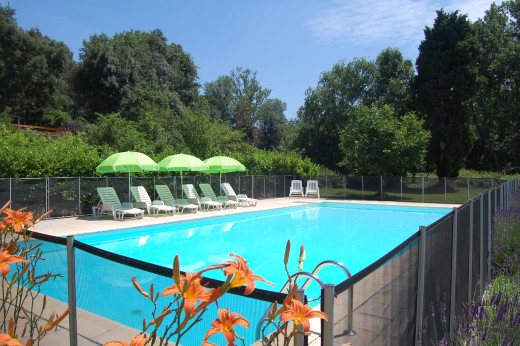 Large Pool 15m x 6.5m