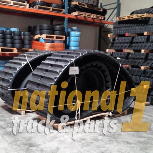 Rubber Tracks for MST3300, 900MM wide tracks