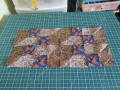 Attic Windows Quilt Block Without Y Seams