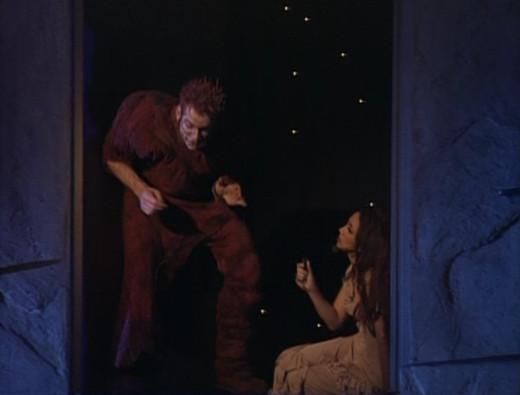Garou as Quasimodo & Helene Segara as Esmeralda