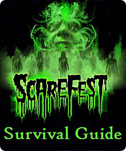 Check out the Official Scarefest Convention website at http://www.thescarefest.com