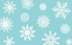 Snowflakes In Heaven