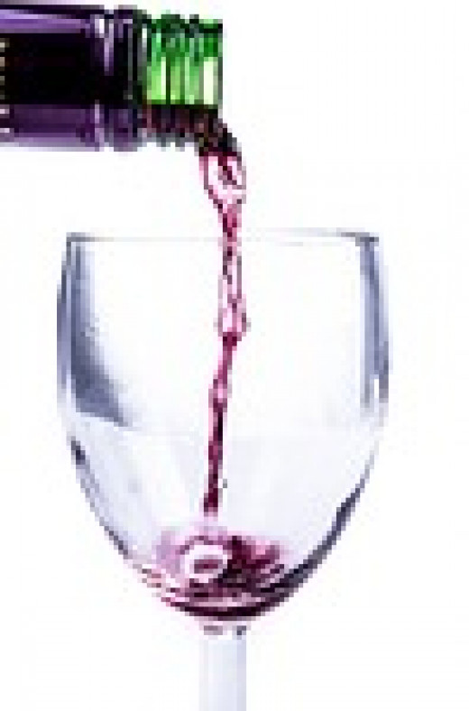 Medical researchers recommend 6-ounces of red wine 1-2 times per day for a healthy heart.