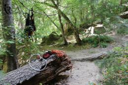 The Narrows Campsite #6