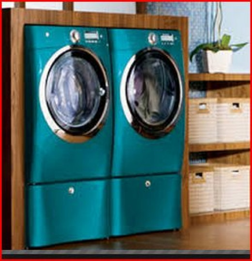 Front Loading HE Laundry Pairs are Gaining Popularity With Consumers Because They are Much More Energy Efficient Than Most Older Top Load Models