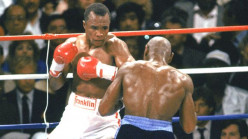 Sugar Ray Leonard vs. Marvelous Marvin Hagler: One of Boxing's Greatest Fights