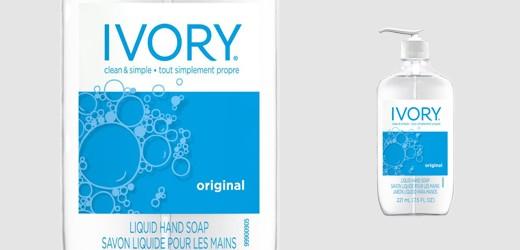 Ivory Clear Liquid Hand Soap