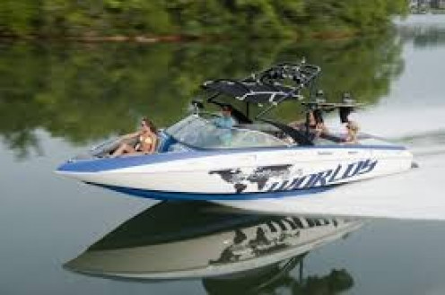Wakeboard boats are basically speed boats that were pecifically designed for the sport of Wakeboarding. Be ready cause they can go high speeds.
