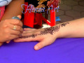 The Art of Mehndi - Henna Body Art and Temporary Tattoo Designs
