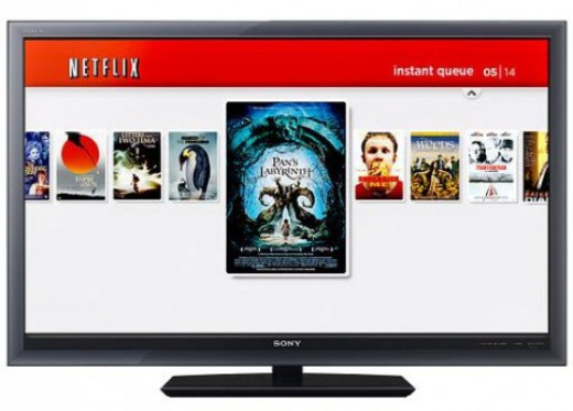 Netflix Instant library- thousands of films and TV series available to stream instantly - Part 2