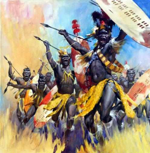 Fierce Tribesmen