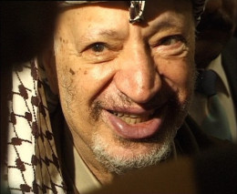 The Former Champion of and for the Palestinians.