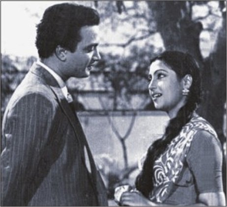 The eternal Bengali heartthrobs...Uttam Kumar and Suchitra Sen