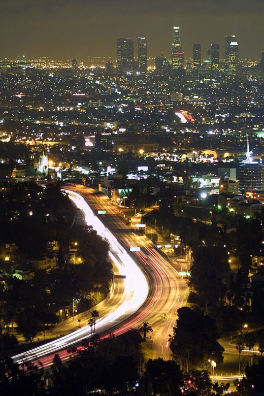L.A. Cityscape