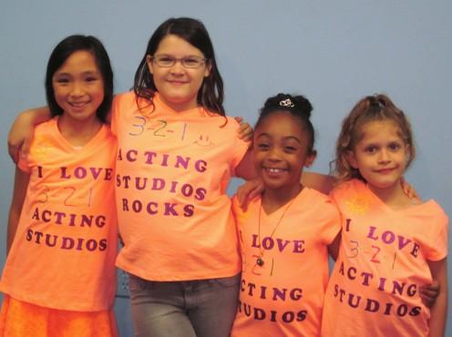 3-2-1- Acting School ROCKS!~