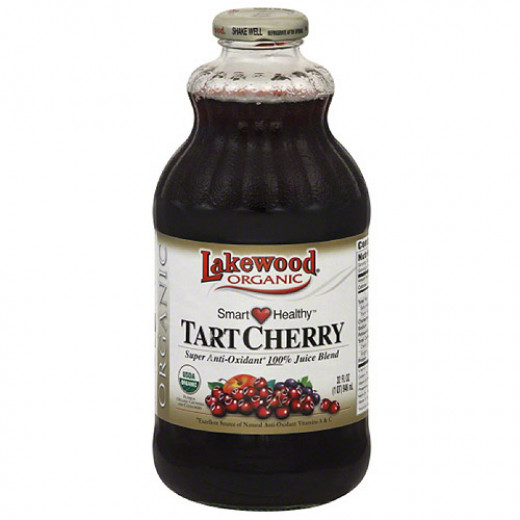 This is the brand I use because it's the cheapest. Do not get black cherry or sweet cherry juice, it must be tart.