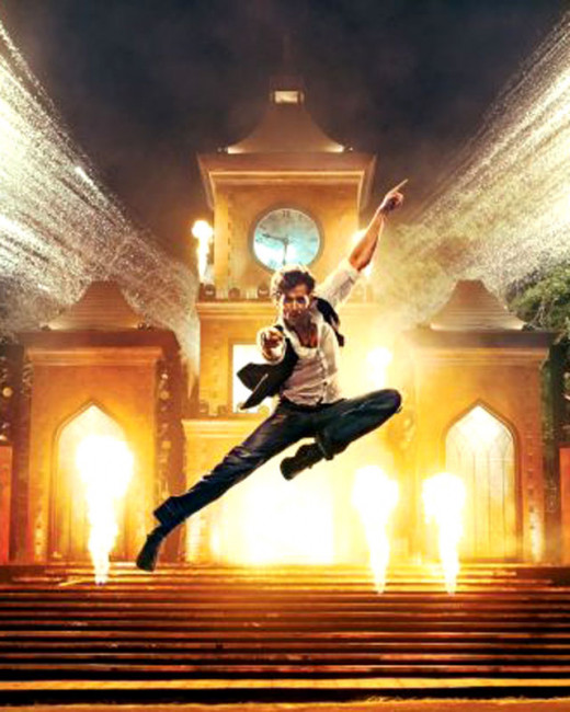 We will see Hrithik Roshan and Katrina Kaif groove in latest peppy dance number Tu Meri from their upcoming film Bang Bang.