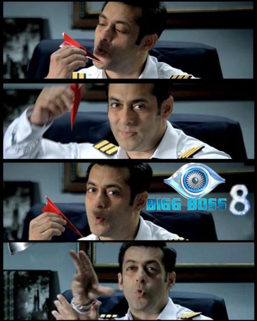 Finally the wait is over, enjoy Salman Khan's first look of Big Boss 8