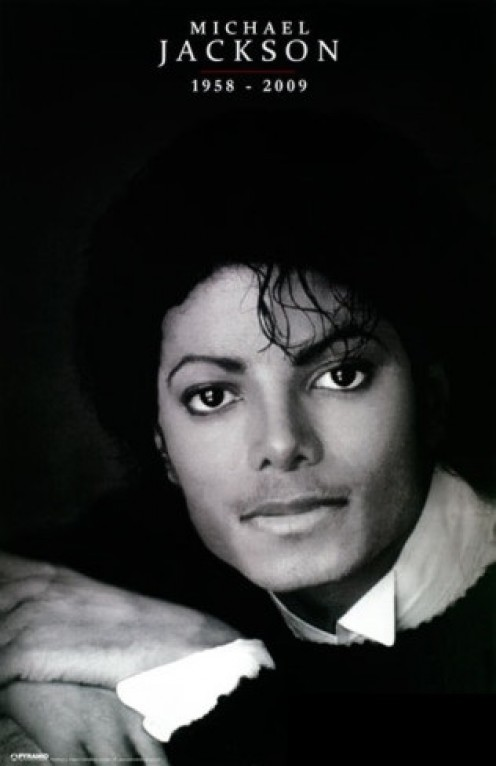 Michael Jackson - Black and White   Item #: 854882