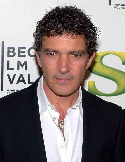 """Antonio Banderas"" by David Shankbone - flickr. Licensed under Creative Commons Attribution 2.0 via Wikimedia Commons - http://commons.wikimedia.org/wiki/File:Antonio_Banderas.jpg#mediaviewer/File:Antonio_Banderas.jpg"