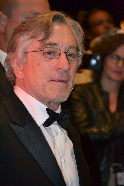 """Robert De Niro 2011 2"" by Olivier Strecker - Own work. Licensed under Creative Commons Attribution-Share Alike 3.0 via Wikimedia Commons - http://commons.wikimedia.org/wiki/File:Robert_De_Niro_2011_2.JPG #mediaviewer/File:Robert_De_Niro_2011_2.JPG"