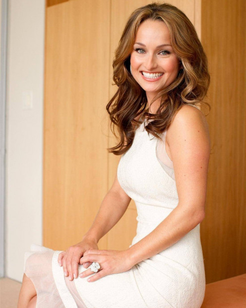 Giada De Laurentiis 8x10 Photo. #2591