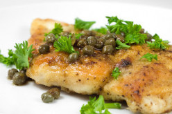 Carb Diva Chicken Piccata
