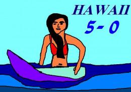 Hawaii 5 - O.