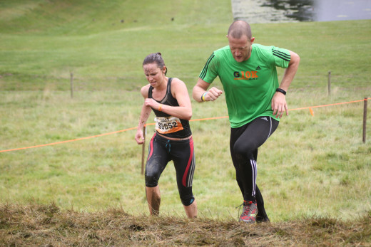 The long running distance of OCR events like Tough Mudder call for a large amount of hill training