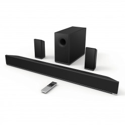 Top 6 Sound Bars for Mid-Sized HDTV from 35 to 45 inches