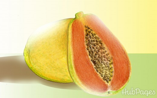 Papaya is a melasma super-food!