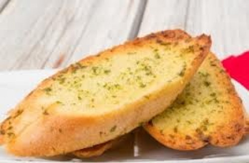 Garlic Bread is a tasty addition to any dinner time meal.