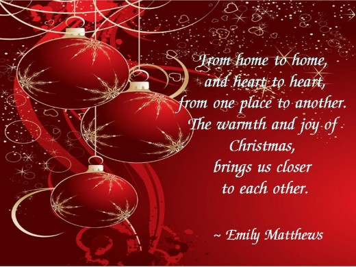 quotations about christmas