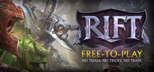 Rift: Fantasy based online MMORPG