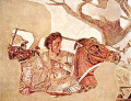 Alexander the Great and the 'Alexander Mosaic'