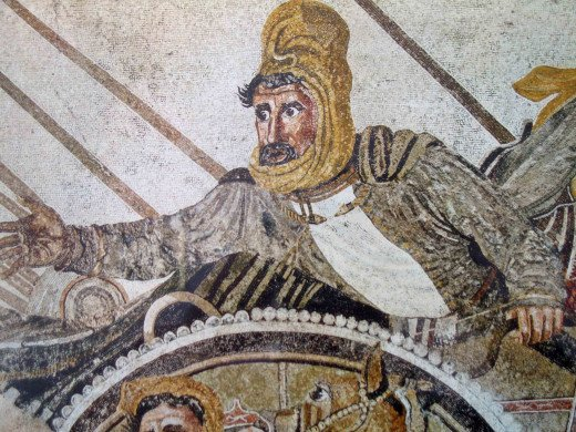 Darius III, Great King