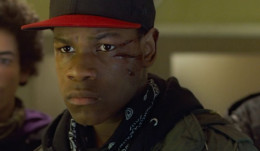 John Boyega as Moses in Attack the Block