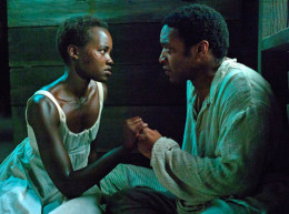 Lupita Nyong'o as Patsey in 12 Years a Slave