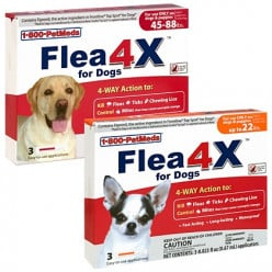 Flea4X Flea Treatment For Dogs: The Facts and Reviews