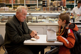 Max von Sydow as the Renter in Extremely Loud and Incredibly Close
