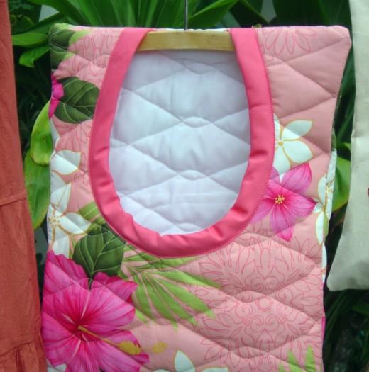 DIY Basic Clothespin Bag