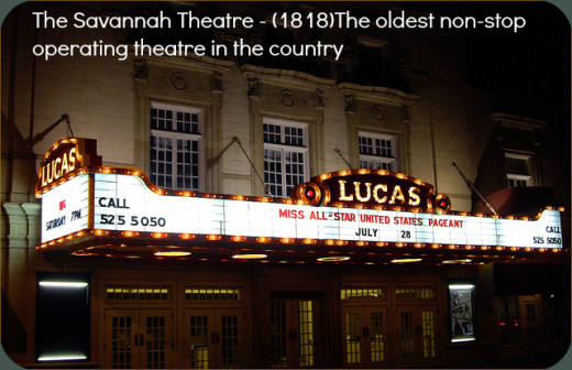 The Savannah Theatre