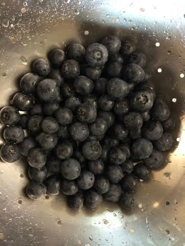 Blueberries help protect the brain by clearing toxic proteins that accumulate there.