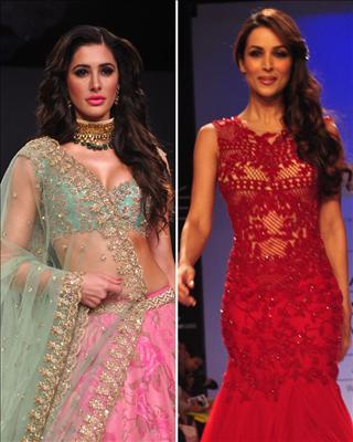 Divas take the ramp of the Lakme Fashion Week 2014. The 4th & 5th day of the this glamorous week saw Priyanka Chopra, Nargis Fakhri, Bipasha Basu and many more.