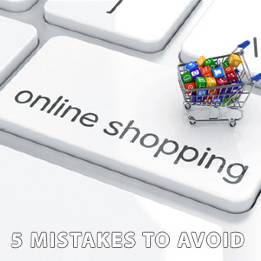 5 Online Mistakes to Avoid