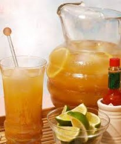 Spiced Ice Tea